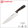 KINGFIVE 8'' chef knife with pakka wood kitchen kives