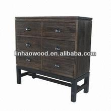 Solid wood antique furniture