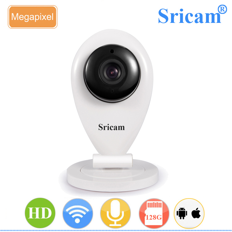 Sricam best price 720p mini Wireless IP network wifi Camera easy login free mobile video
