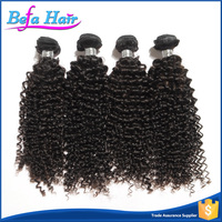 Fast Shipping No Chemical Processed Human Hair Curly Weave
