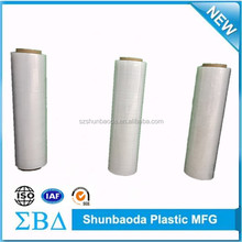 Hot sale packaging plastic film roll for packing cargos