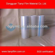 100% new material stable quality pe plastic film for cushion gum