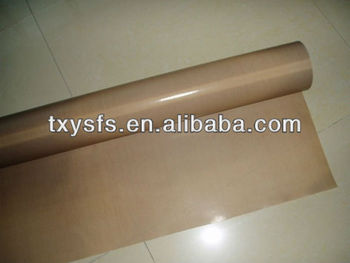 PTFE Coated Fiberglass Cloth/Sheet For Solar Laminator