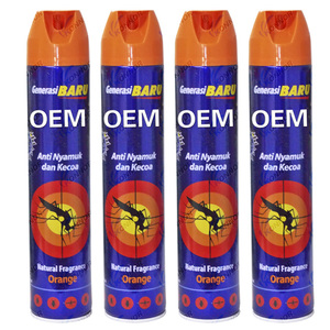 Factory Price 750ML Powerful Insecticide Spray Mosquito Repellent Spray