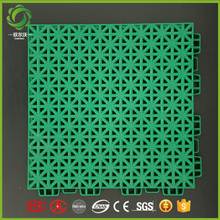 Xinerwo cheap pp interlocking removable sports floor tiles