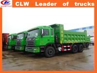 chinese manufacture JAC 6*4 new dump trucks 10 ton tip lorry 6x4 10 ton dumpper truck new dump trucks price