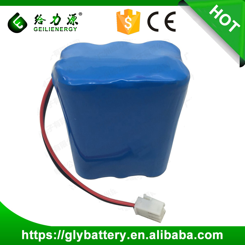 11.1V 4400mAh Rechargeable Li-ion 18650 Battery Pack