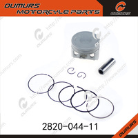 for XCD 125 4 Stroke motorcycle engine piston kit