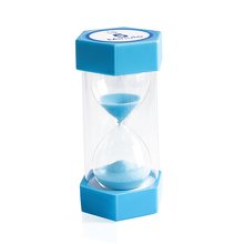 Business Gift <strong>10</strong> Minutes Plastic Craft Hourglass <strong>Timer</strong>