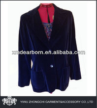 purple ladies velour leisure suit