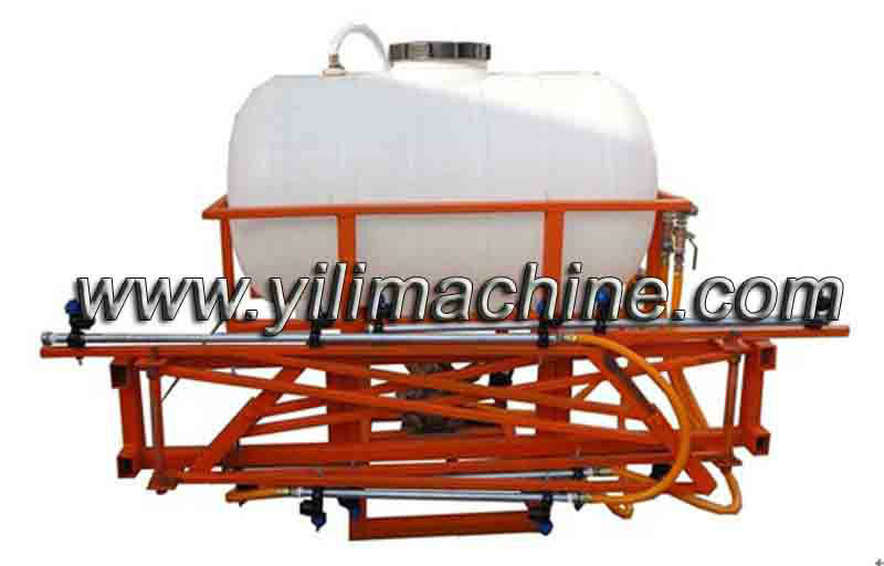 Farm implement Tractor mounted Rod Sprayer /rod spraying machine Agricultural machinary brand new