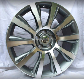 20''21'' gunmetal car alloy rims wheels fit auto 5x120