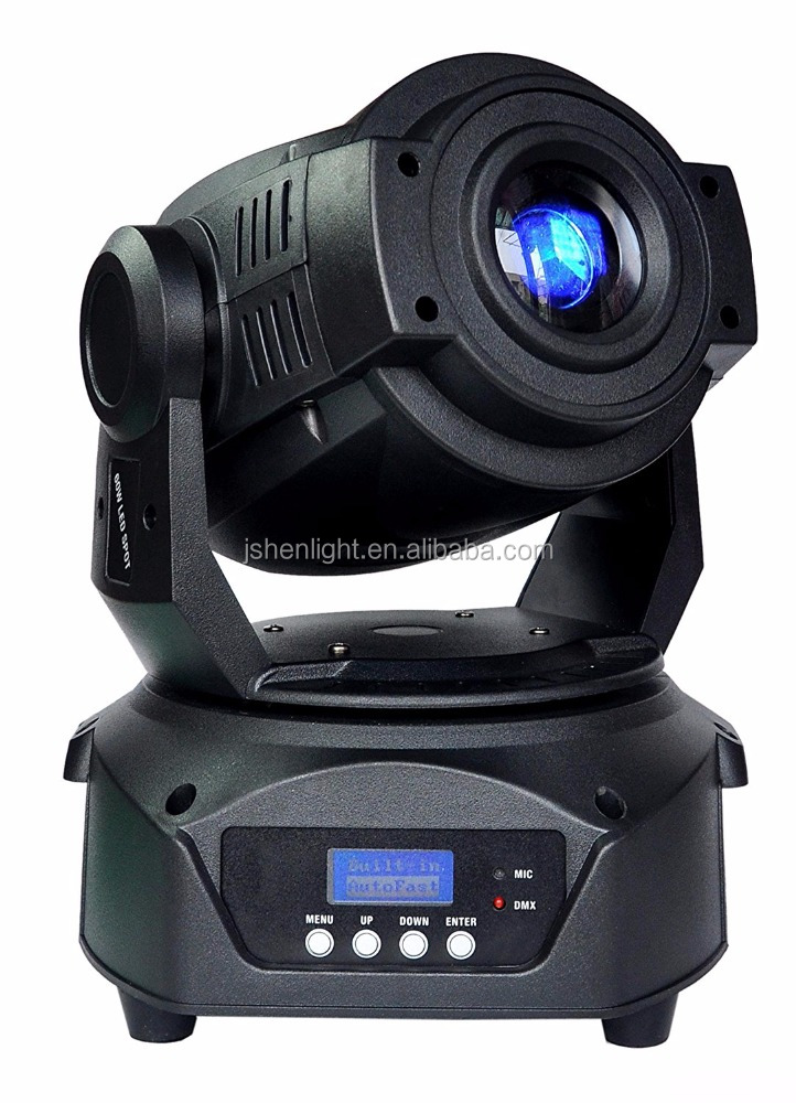 LED 90w Spot Light DMX512 & AC 110V-220V 50-60Hz Moving Head Light DJ/Fest/Home /KTV Rooms /Bar /Stage /Party Light