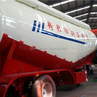 China Cement Bulk Semi Trailers For