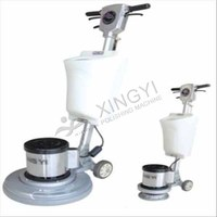 cleaning marble floor stone polishing machine