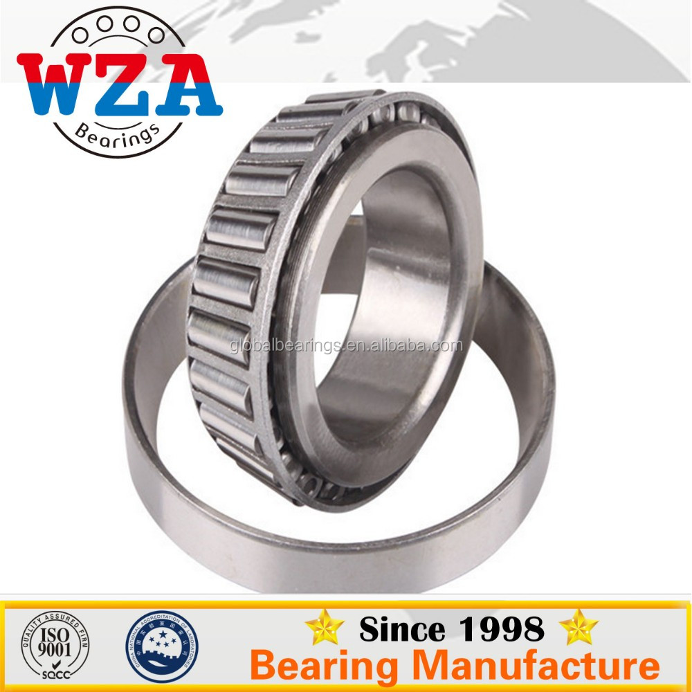 large number WZA Tapered roller bearing 32972