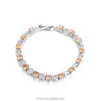 925 Silver Cheap Bulk jewelry Bracelet Design Custom Jewelry
