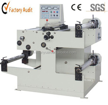 Automatic roll trademark film slitting and rewinding machine,polyester film slitting machine