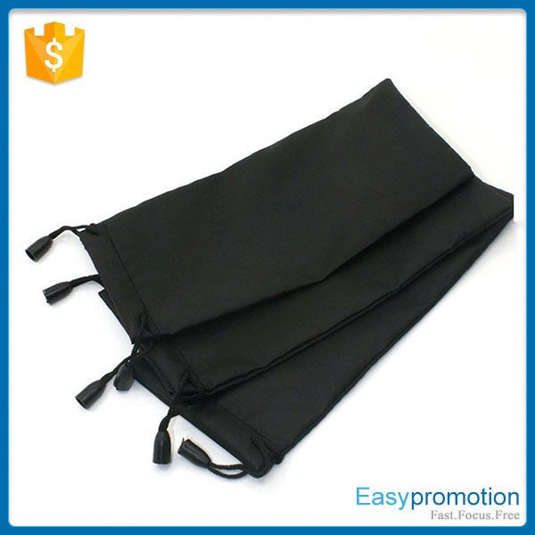 Latest arrival top quality printed microfiber sunglasses pouch fast shipping