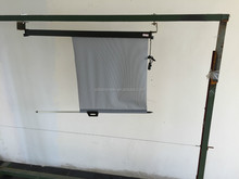 Good quality automatic auto sun shade curtain