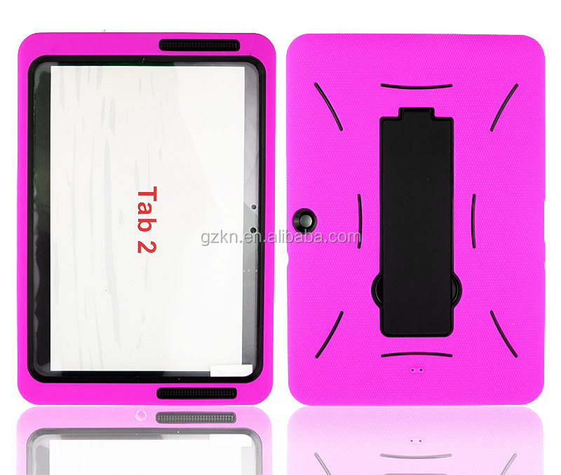 Heavy duty case for Samsung Galaxy tab 2 mobile accessory
