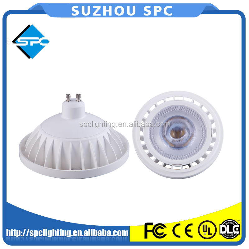 gu10 ar111 dimmable 12w smd 2835 led source