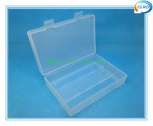 4pcs 26650 battery storage plastic case tool case