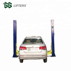 Hydraulic Two Post Car Lift Electrical Lifter