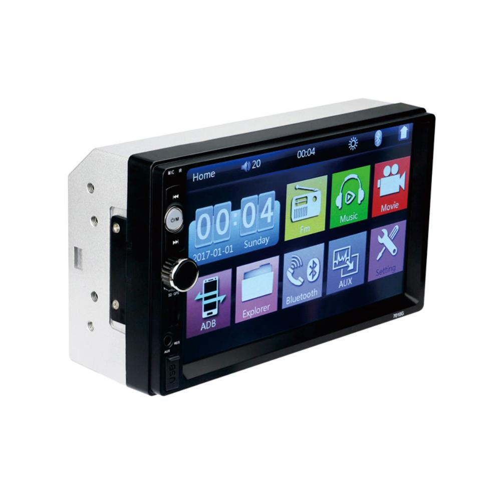 SUNWAYI MMP07 MP5 Multi media <strong>player</strong> with Bluetooth FM Mirror Link HD 7 inch touch screen No Androis system for Quick reaction