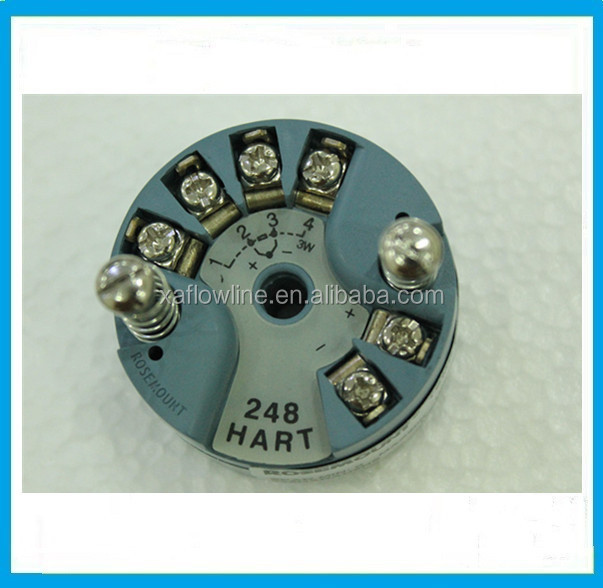 248 4-20ma pt100 Universal smart temperature transmitter/module
