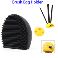Silicone Cosmetics Brush Egg Makeup Brush