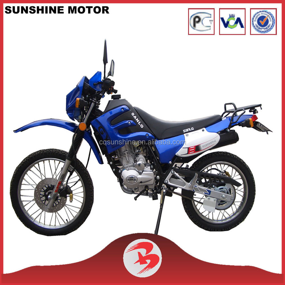 SX200GY-5 Chongqing Lifan Engine Super 200CC Dirt Bike