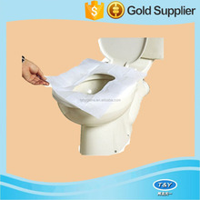 Ecofriendly Portable travel pack paper toilet seat cover