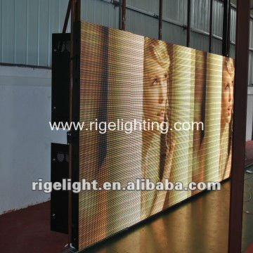 P10 indoor Display Screen LED/full-color LED advertising display/wholesale P10 indoor full color led display screen