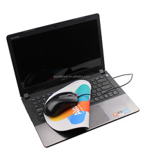 good quality promotional microfiber printed mouse pad with