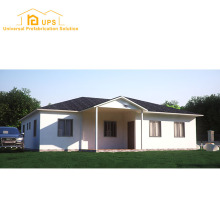 Durable and Portable fast assembly low cost prefab sandwich panel house