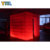Guangzhou Factory Colorful LED Wedding Inflatable Cube Booth