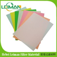 high quality filter paper/oil filter/oil separator OF air compressor spare parts
