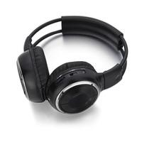 IR Infrared dual-channel Wireless headphone Stereo Foldable Car Headset Earphone Indoor Outdoor Music Headphones