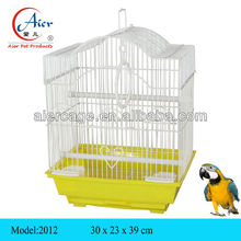 pet supply metal small bird cage