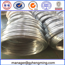 0.9mm galvanized steel wires for cable armoring