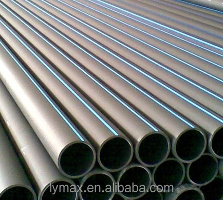 Anti-corrossion No toxic HDPE 2 inch perforated poly pipe for water supply