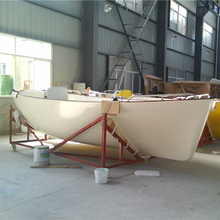 Leisure Fiberglass Fishing Boat, Sailing Yacht Boat For Sale Sloepen