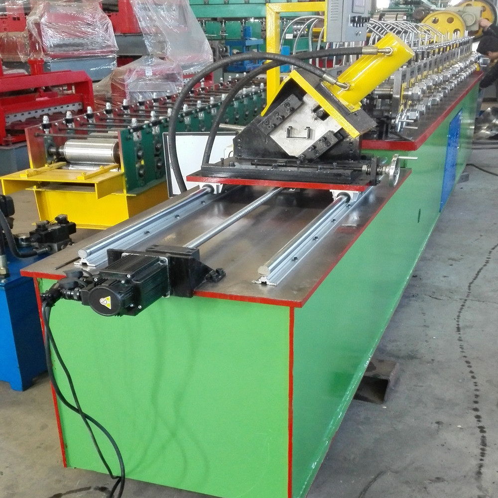 Drywall Fasten Steel Stud And Track Roller Former Rolling Forming Machine