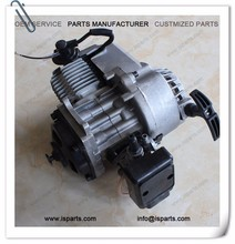 discount 2-stroke 49cc engine for mini motorcycle