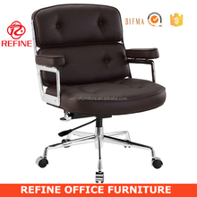 luxury modern leather conference room VIP chair RF-S079C