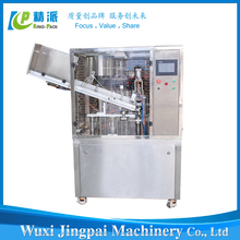 automatic plastic tube filling and sealing machine factory supply