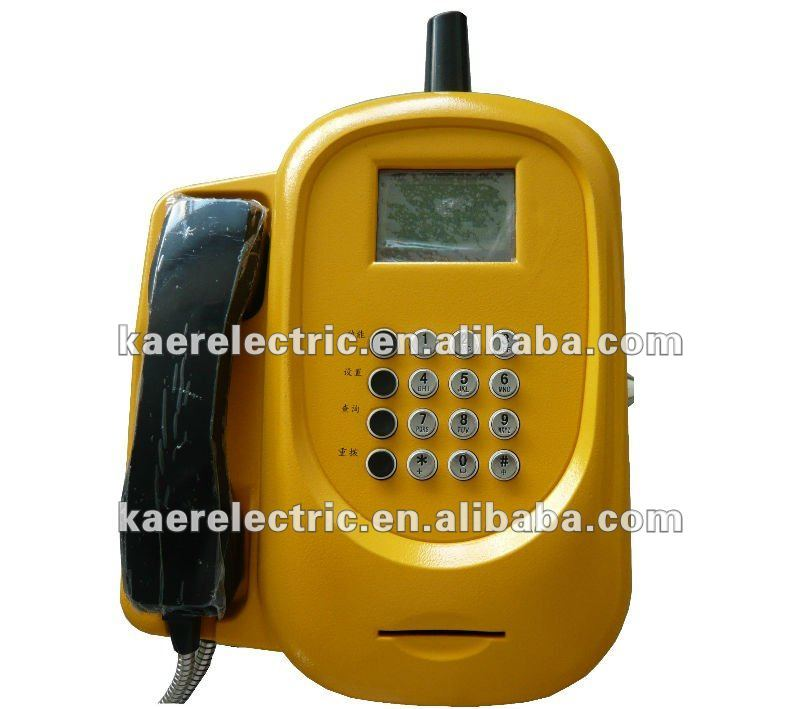 GSM payphone telephone KT1000(52W)
