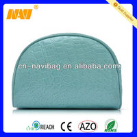 Professional bag factory produce leather cosmetic bags(NV-CS083)