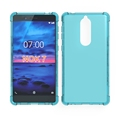 alpha design collision avoidance antiskid cell phone case for Nokia 7 soft cover